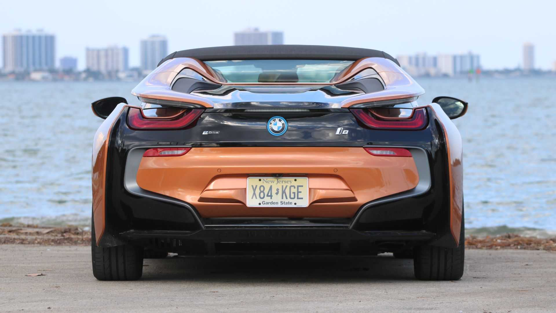 2019 Bmw I8 Roadster Review Early Adopter Late Bloomer