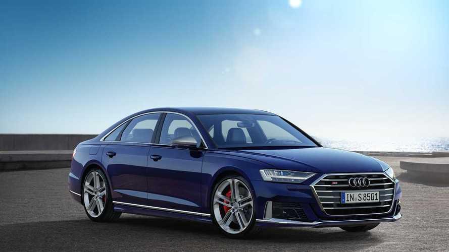 Neuer Audi S8 (2019) ist Hightech-Monster mit V8-Benziner