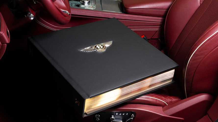 Bentley sort un livre à 230'000 euros pour son centenaire