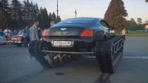Bentley Continental GT Ultratank