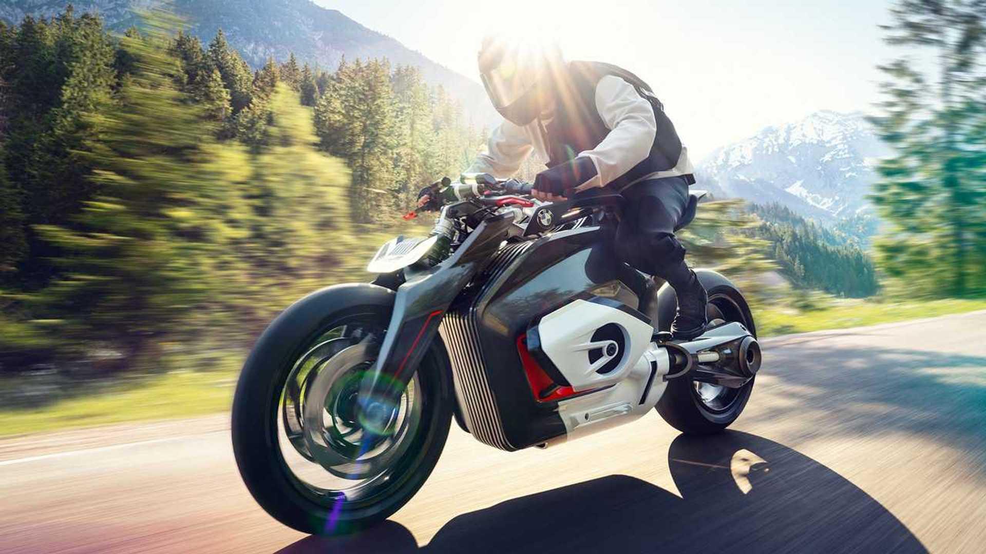 BMW Vision DC Roadster, il boxer elettrico
