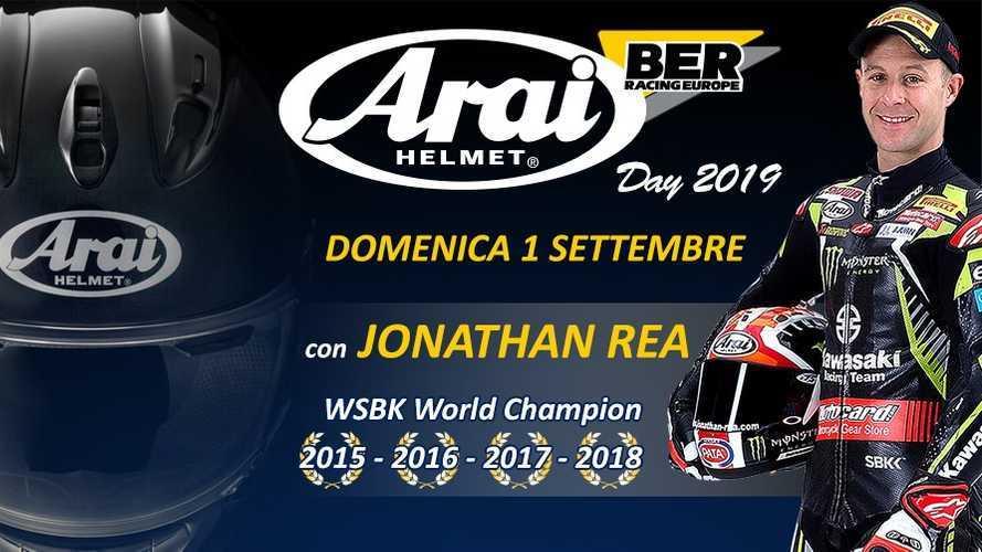 Arai Day 2019: appuntamento all'Autodromo di Modena