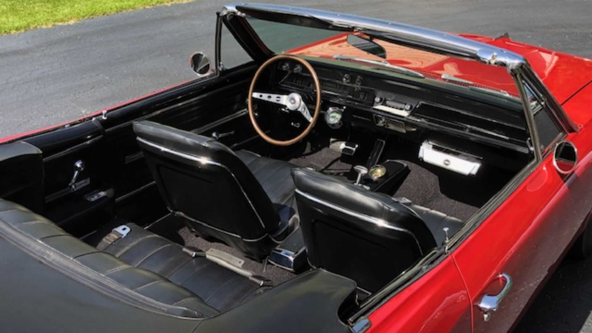 "[""Highly-Optioned 1966 Chevelle Malibu Convertible Selling At No Reserve""]"