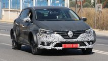 unusual renault megane spy photo
