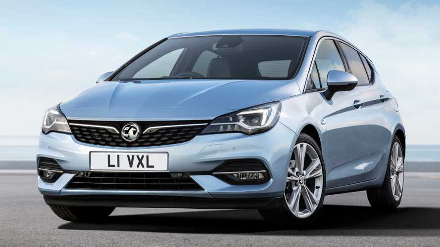 Vauxhall Astra subtle facelift revealed with major tech upgrades