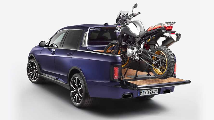 BMW's Motorcycle Transporter Misses The Point