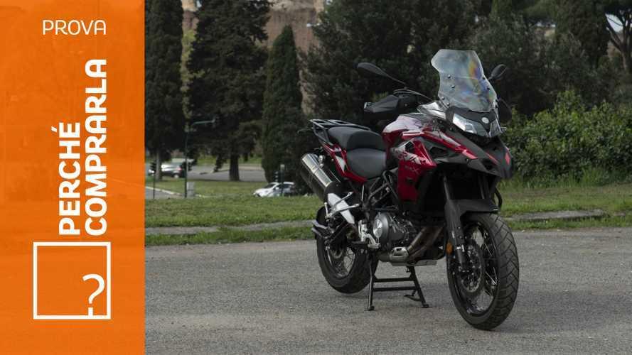 Benelli TRK 502 X | Perché comprarla... E perché no
