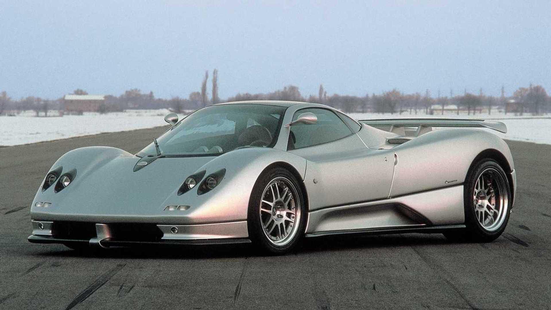 1999 Pagani Zonda C12: Supercar Revisited