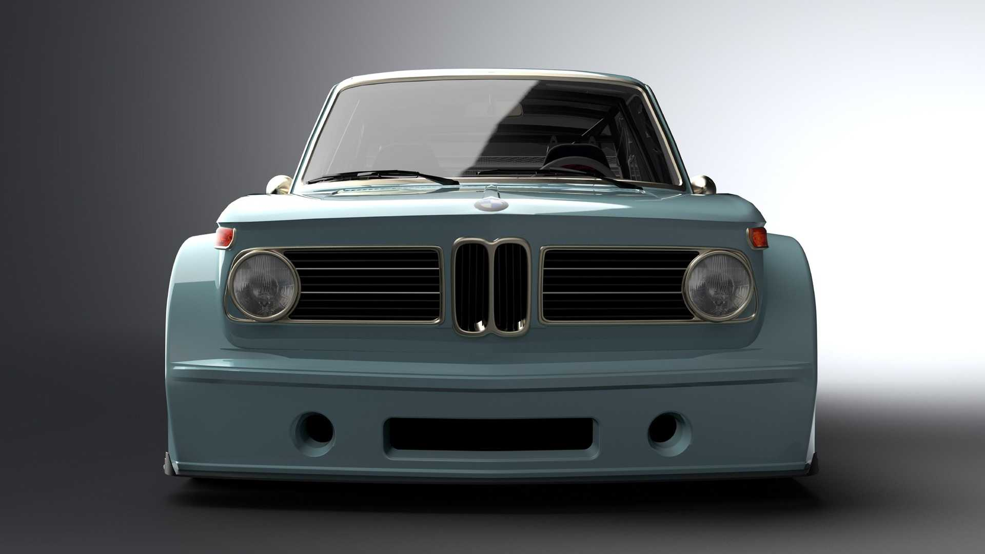 This Bmw 2002 Is A Mental Street Legal Bmw Race Car With V10 Power