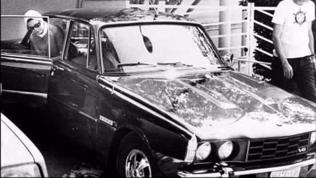Grace Kelly Rover P6