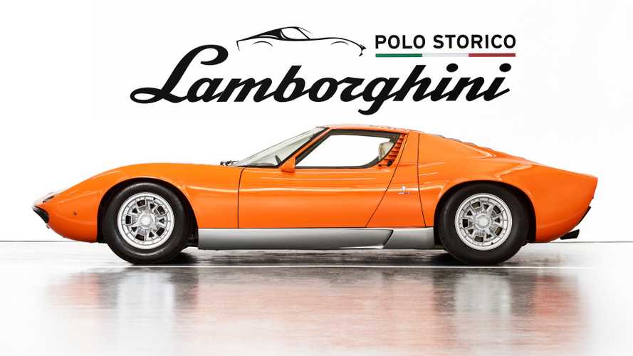 The Italian Job Lamborghini Miura Has Been Found 50 Years On!