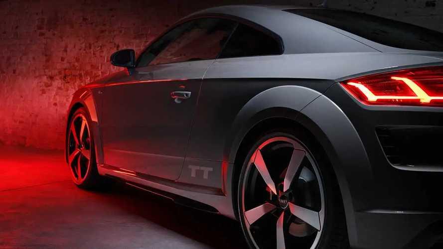 Audi TT Quantum Gray Edition 2019