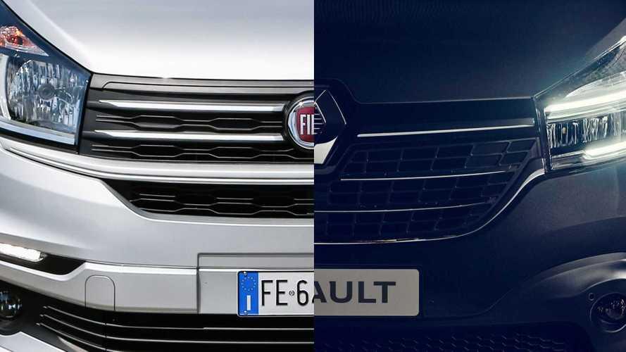 Alleanza FCA-Renault, cosa succede nei veicoli commerciali