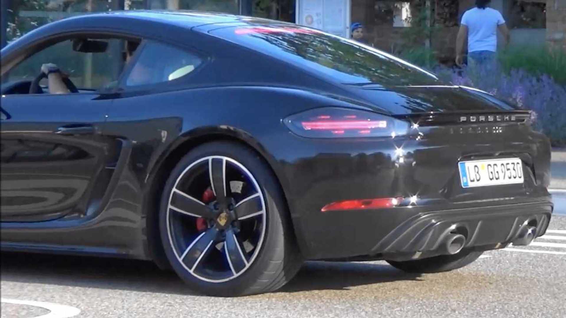 2021 The Porsche 718 First Drive