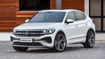 VW Tiguan 2022 Rendering