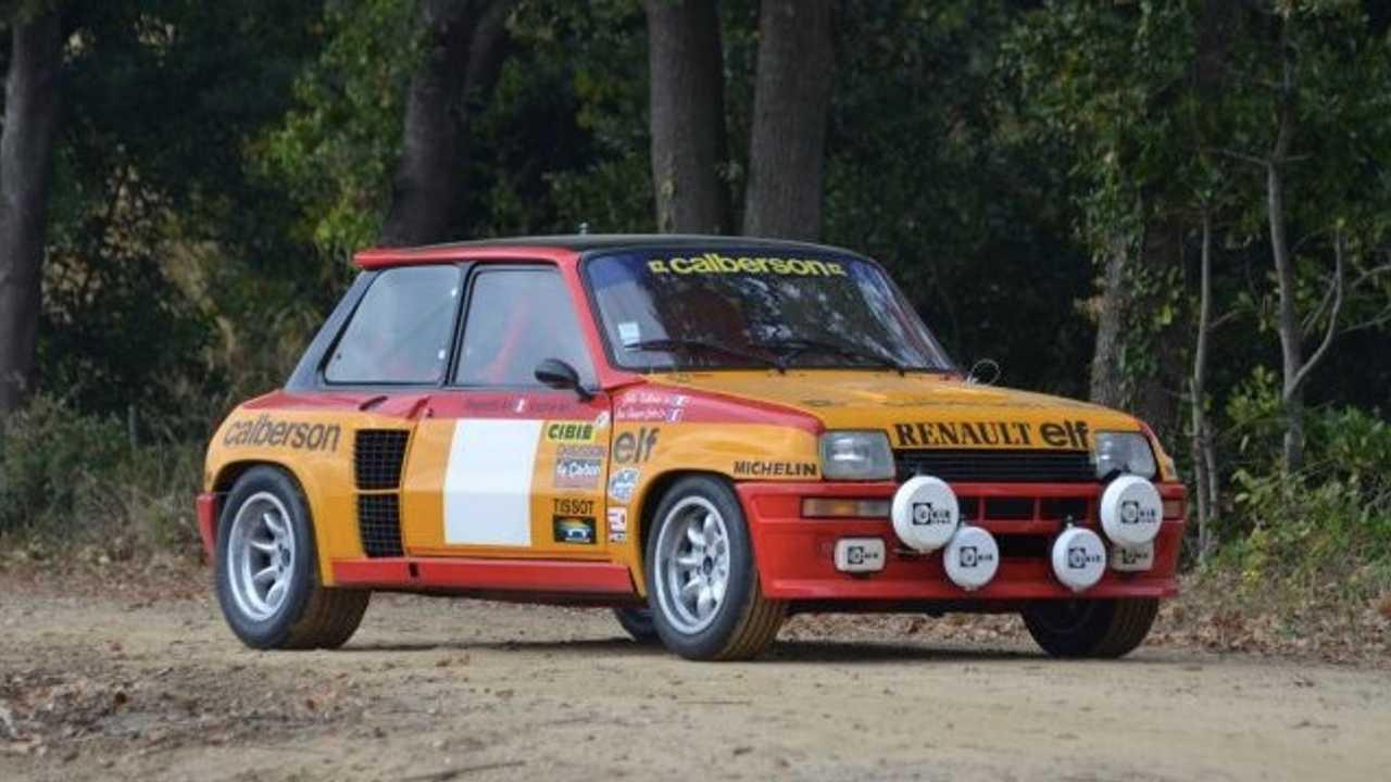 Renault 5 Turbo Grupo 4 Calberson (1980)