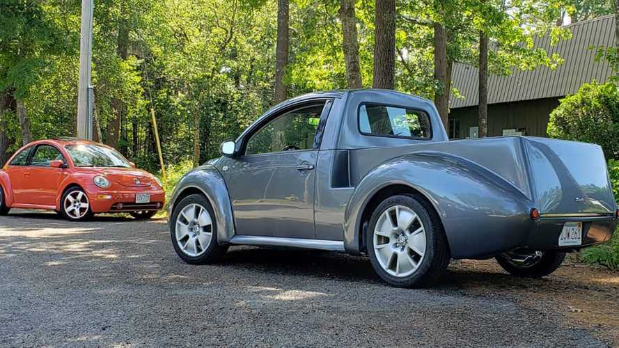 Volkswagen Beetle - La seconde vie en pick-up