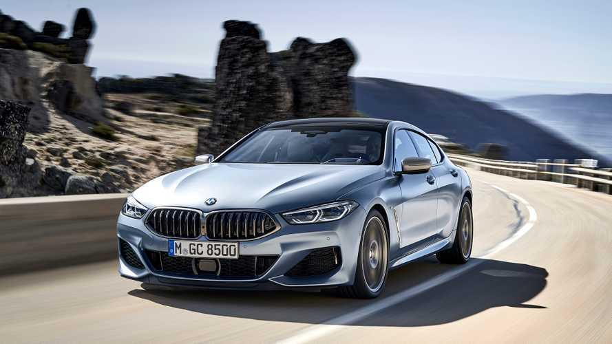 Объявлены российские цены на четырехдверное купе BMW 8 серии