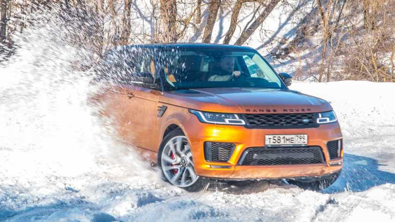 Range Rover Sport Authobiography