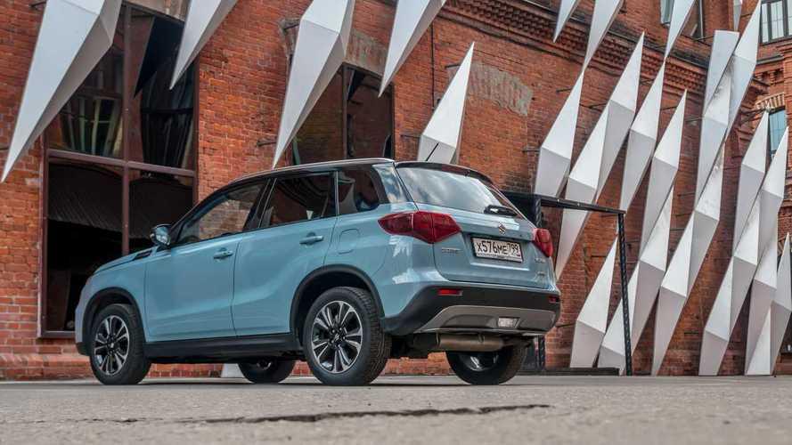 4,99 millió forinttól rendelhető az enyhe hibrid hajtással szerelt Suzuki Vitara