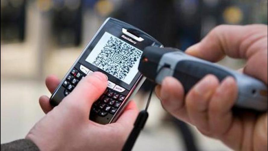 Decreto sviluppo: il biglietto per il bus si fa tramite smart phone