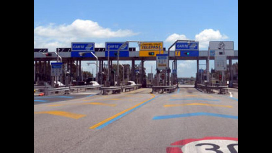 Autostrade, il pedaggio potrebbe variare in base alle emissioni di CO2/km