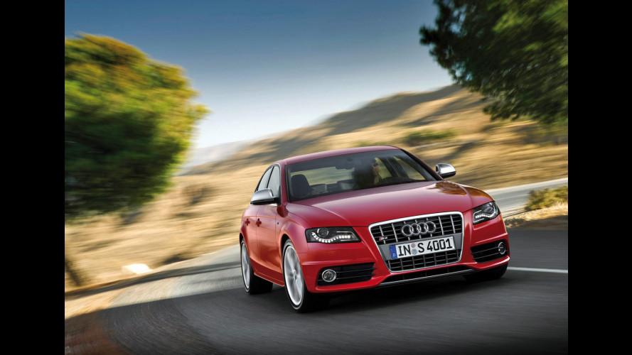 Le nuove Audi S4 berlina e Avant