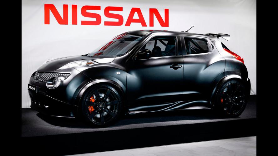 Nissan Juke-R, è iniziata la produzione
