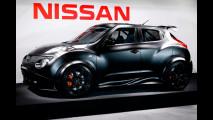 Nissan Juke-R, se la Juke incontra la GT-R