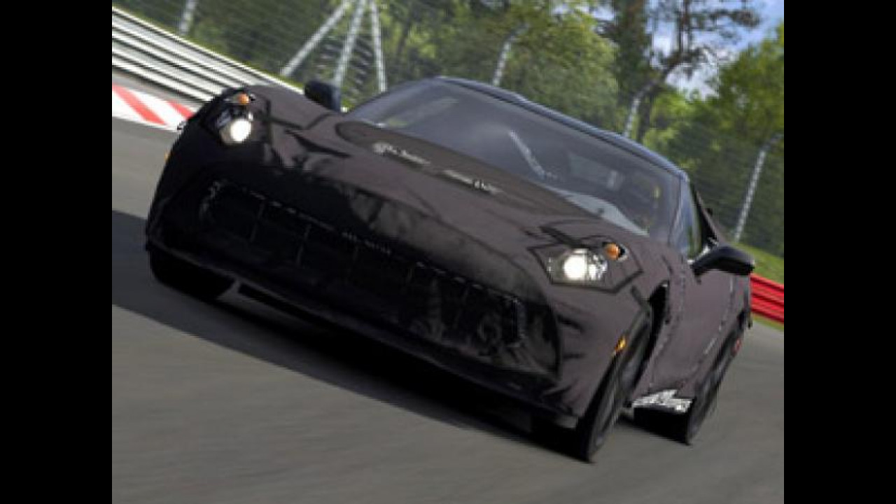 [Copertina] - La Corvette C7 si può già guidare in Gran Turismo 5