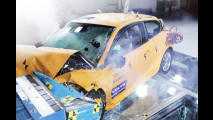 Volco C30 Electric - Crash test