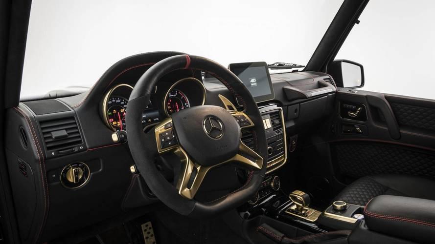 BRABUS 850 Buscemi Edition