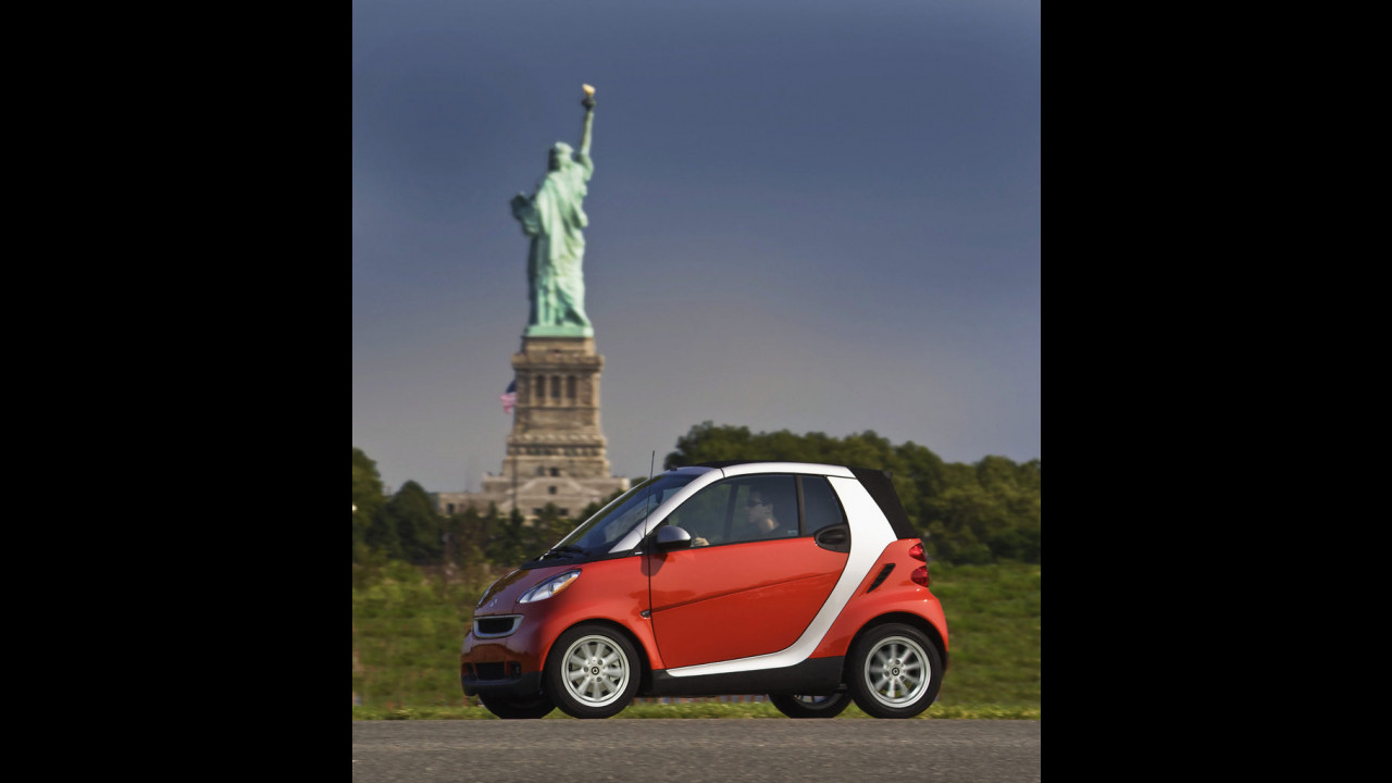 smart negli Usa