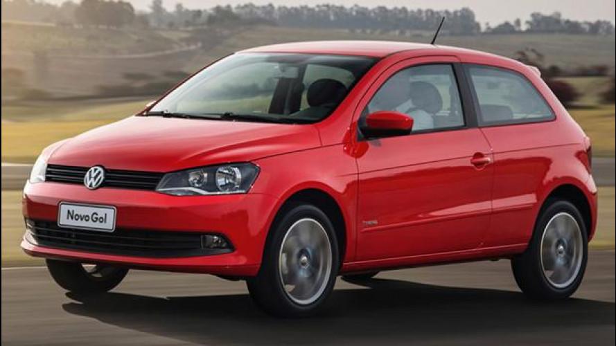 Volkswagen Gol, best seller carioca