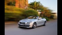 Nuova BMW Serie 6 Cabrio