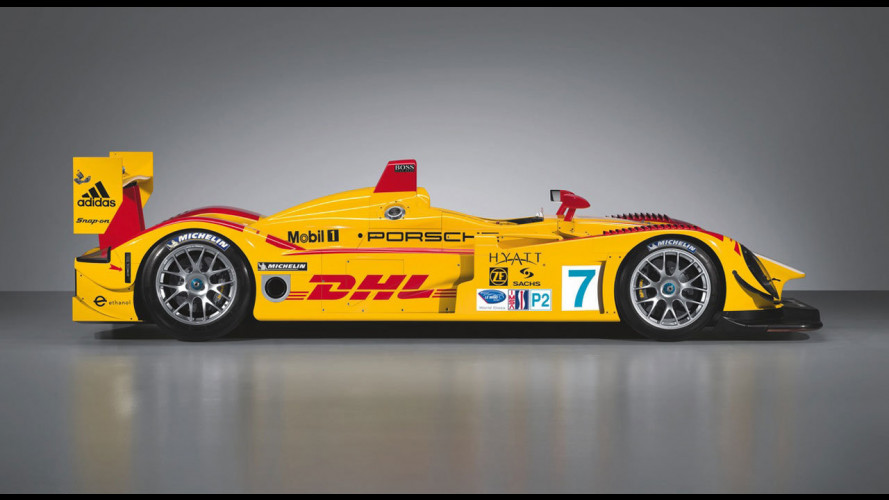 "RS Spyder 19"": il monodado per la Porsche 911 Turbo"