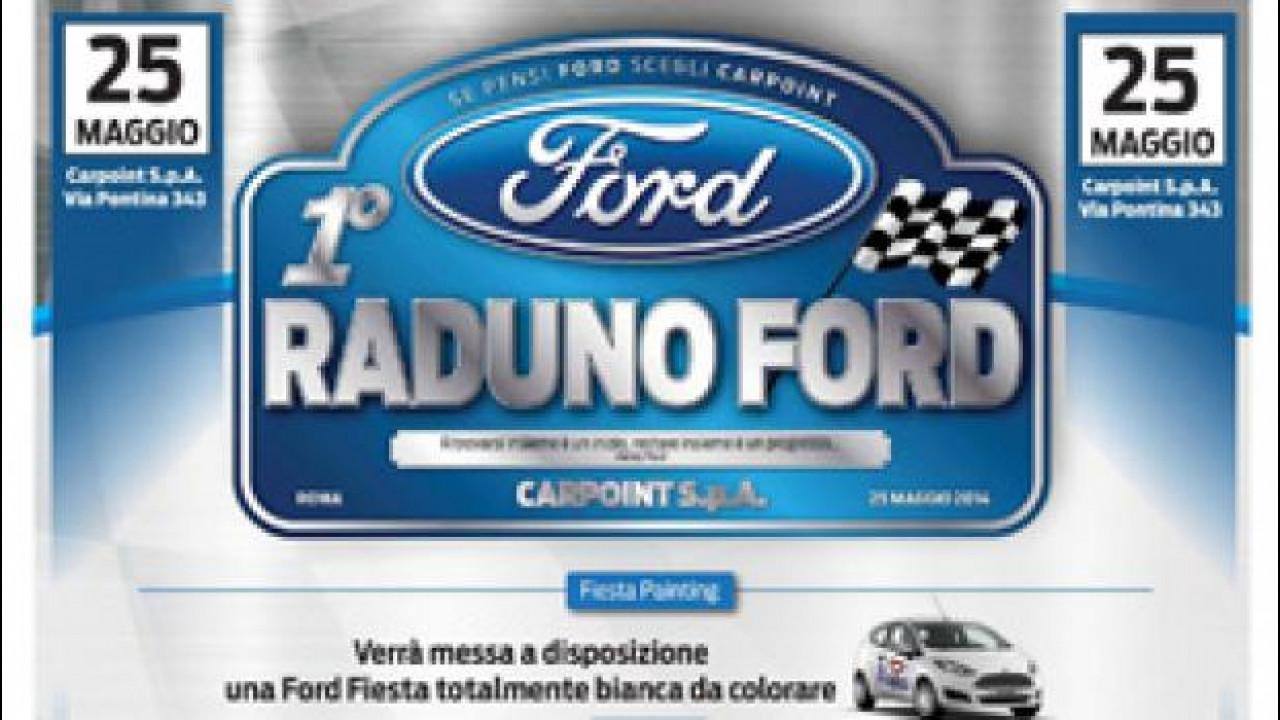 [Copertina] - Ford organizza il primo grande raduno nazionale a Roma
