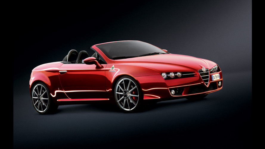 "Alfa Romeo Spider ""Mille Miglia"""