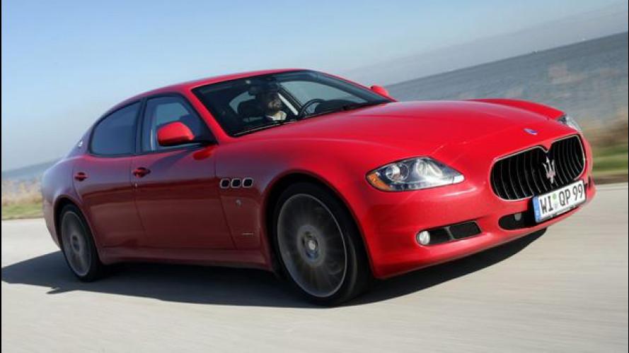 Maserati Quattroporte, un usato di lusso