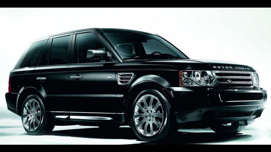 Range Rover Sport Black e White Edition