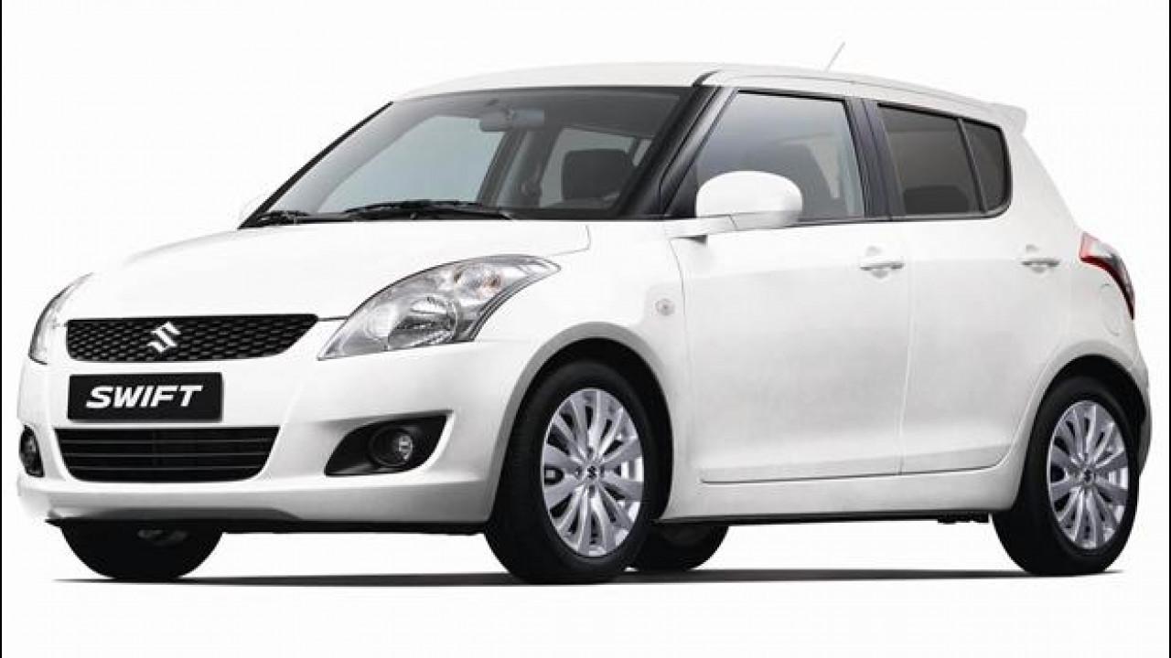[Copertina] - Suzuki Swift Style-S