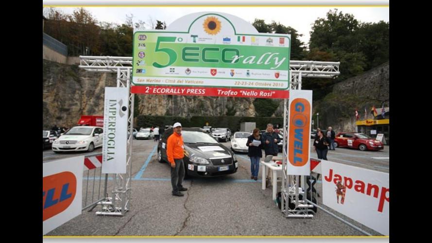 """OmniAuto.it al 3° Ecorally Press """"Trofeo Nello Rosi"""""""