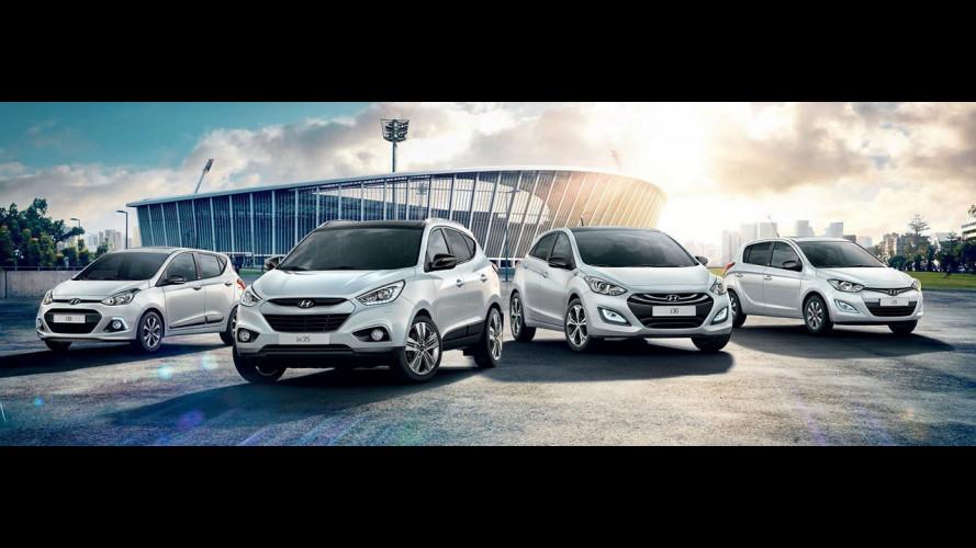 Una Hyundai Santa Fe a Ricardo Kaká