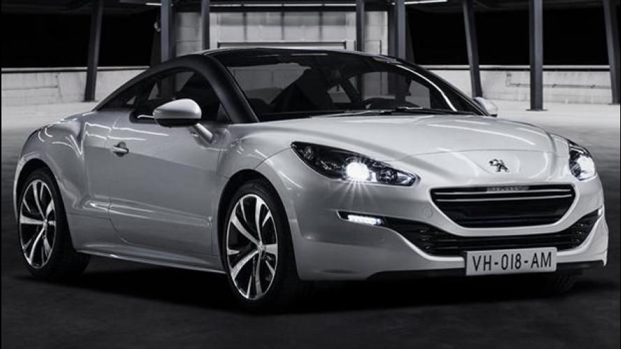 [Copertina] - Peugeot RCZ restyling
