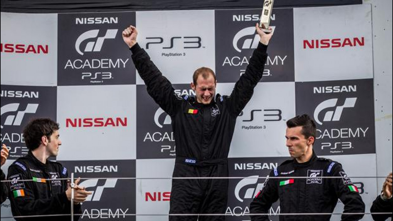 [Copertina] - Nissan GT Academy 2012: il vincitore è Wolfgang Reip