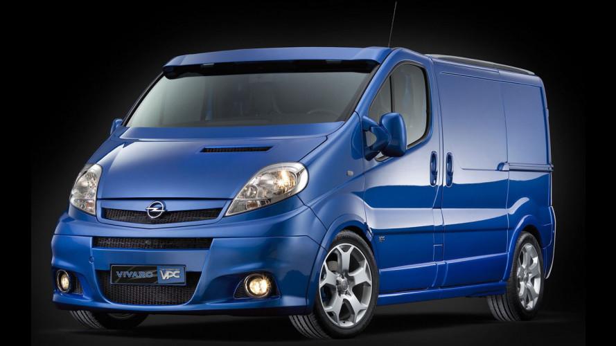 Opel Vivaro VPC