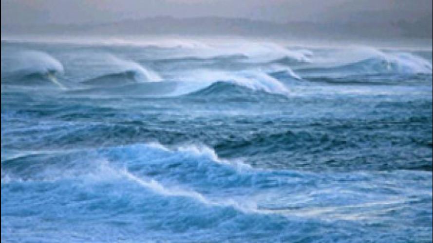 USA: l'acqua di mare trasformata in carburante
