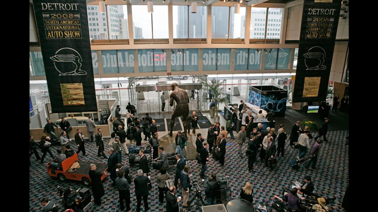 Salone di Detroit 2008