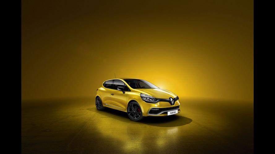 Nuova Renault Clio RS 200 EDC
