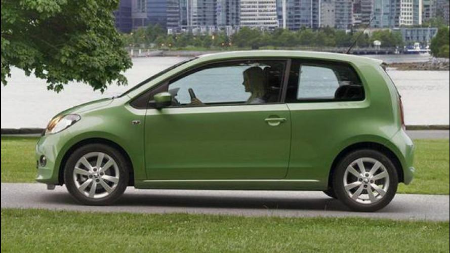 Skoda Citigo CNG Green Tec e Sport